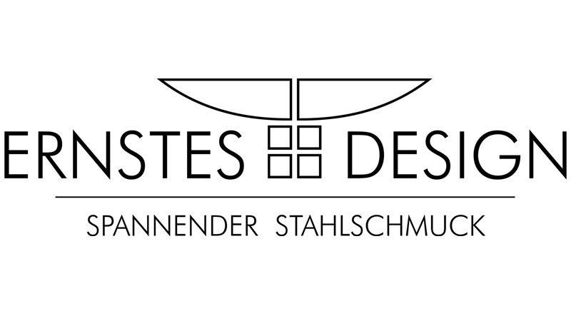 Ernstes Design - Spannender Stahlschmuck